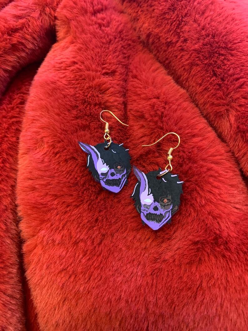 Corpse Husband Earrings