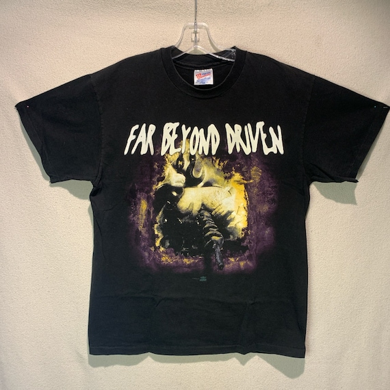 Pantera Far Beyond Driven Concert T-shirt