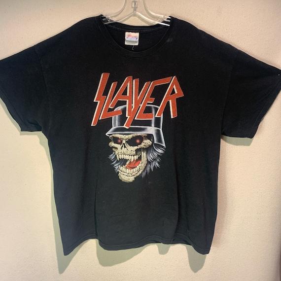 Vintage Slayer T-shirt