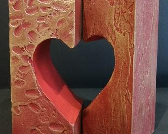 Customizable Valentine's Day Bougeoir