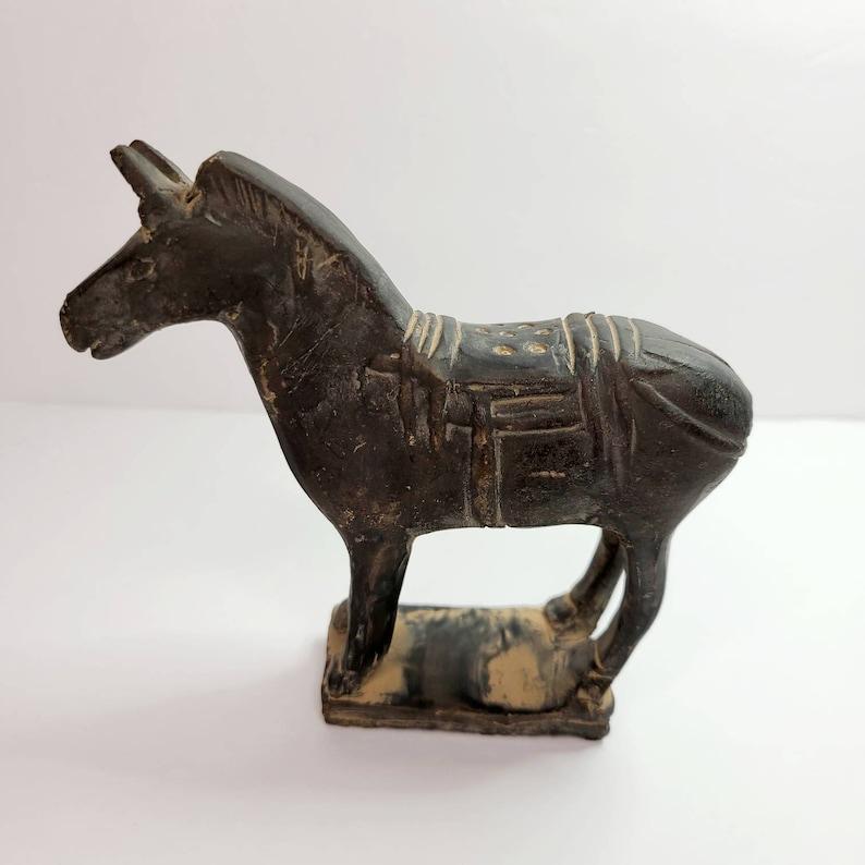 Vintage Chinese Terracotta Warrior Horse