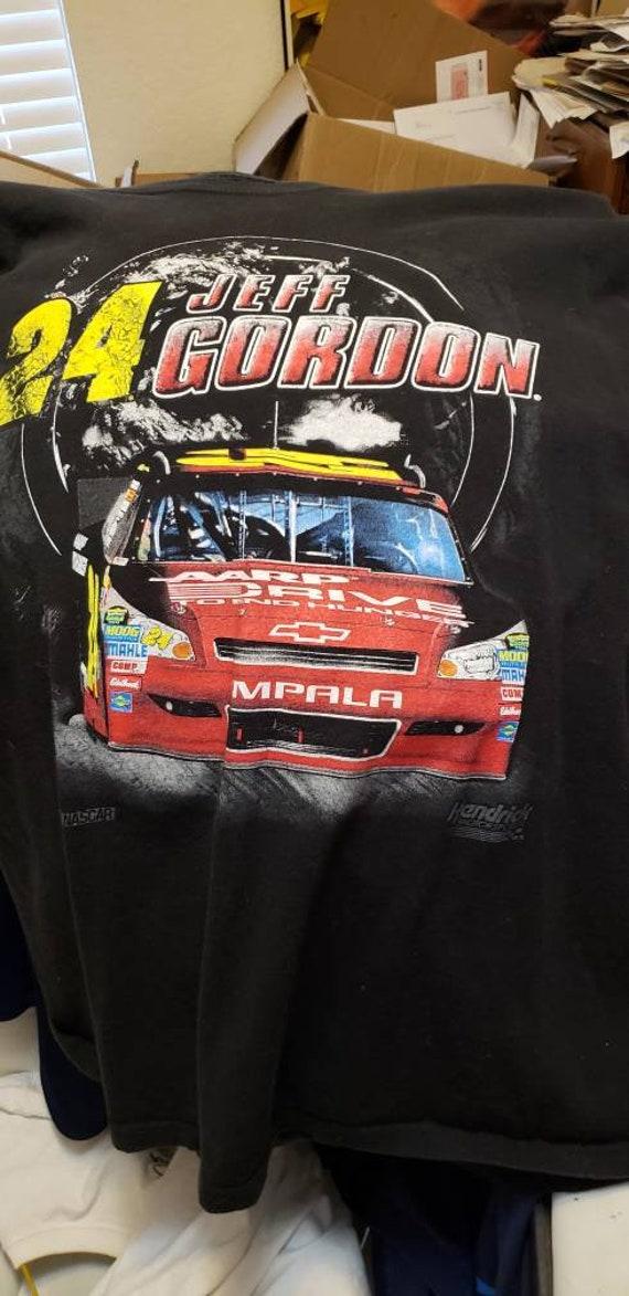 Jeff Gordon racing T Shirt