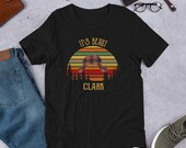 Vintage Clark Griswold Shirt It 39 s Beaut Clark T-Shirt National Lampoon 39 s Christmas Vacation Classic Movie Tee Short-Sleeve Unisex T-Shirt