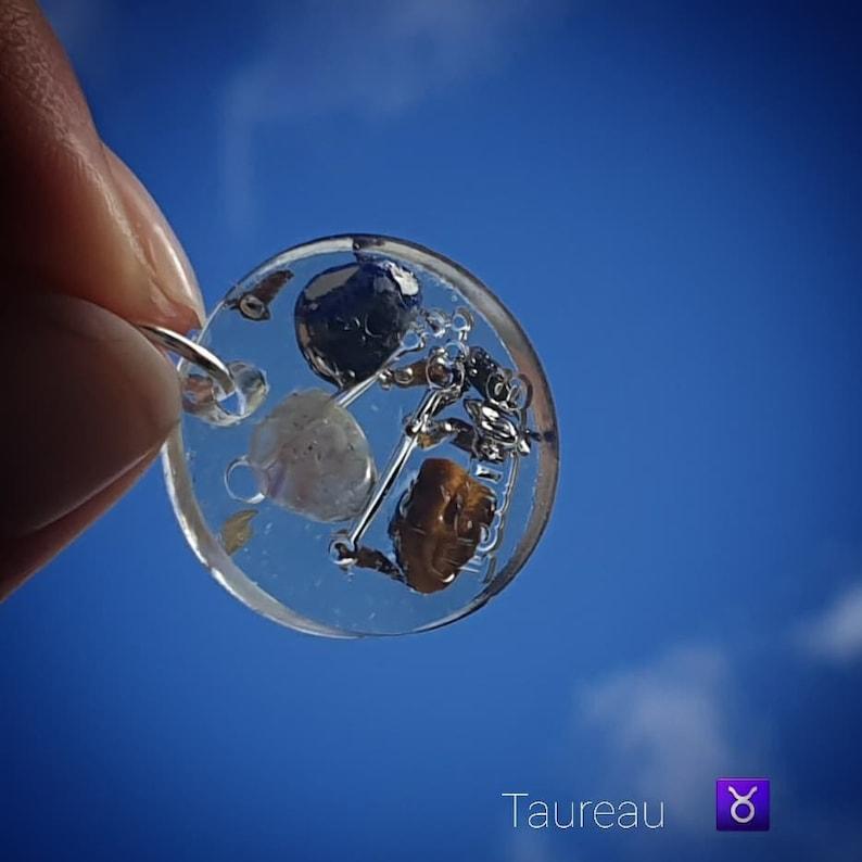 Taurus Energy Collar