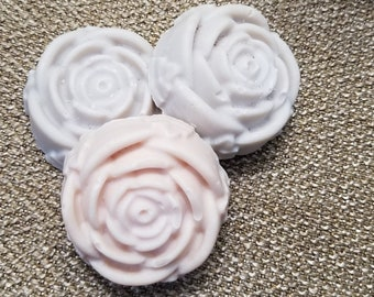 Moisturizing Soap  5 Bars - all Natural with Organic Essential Oils