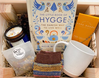 Hygge Gift Box Little Book Of Hygge