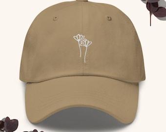 Flower Dad hat