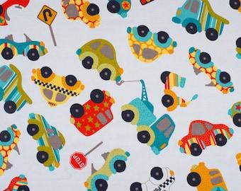 Cars - Canvas