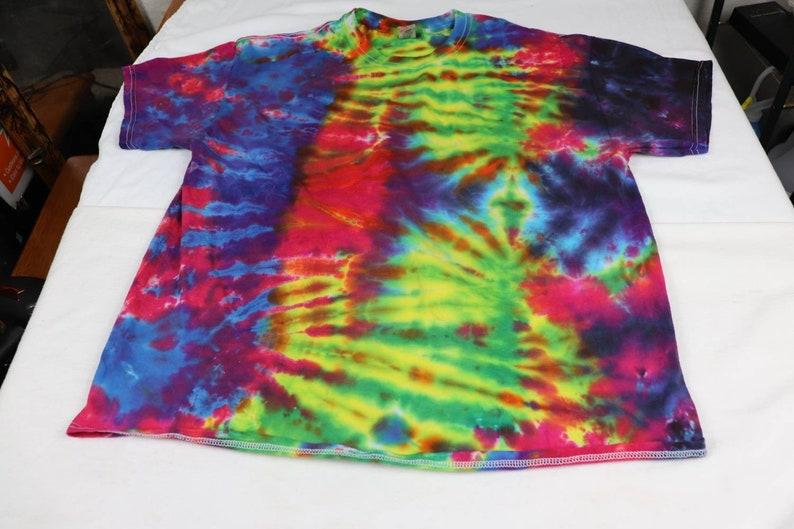 XL Beautiful Handmade Tie-dye Broken Reality
