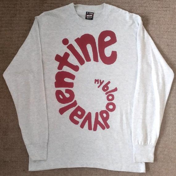 My Bloody Valentine T-shirt 1991 / 92 Loveless Tou