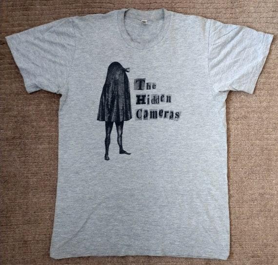 The Hidden Cameras T-shirt Joel Gibb Original