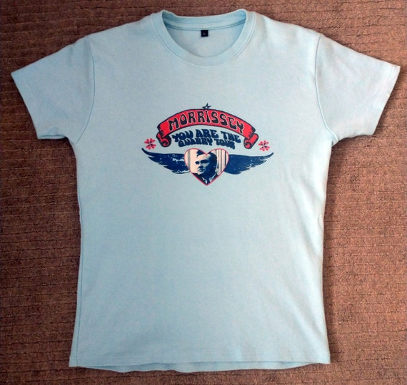Morrissey T-Shirt You Are The Quarry 2004 (tour) T