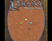 Anvil of Bogardan Proxy Playing Card