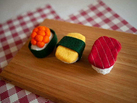 Sushi set 4 Tuna (3 pieces)