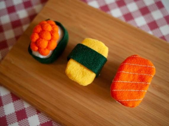 Sushi set 3 Salmon (3 pieces)