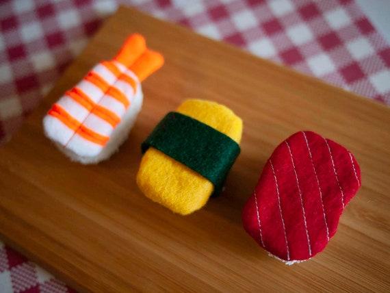 Sushi set 1 Tuna (3 pieces)