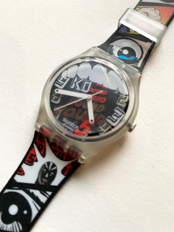 Swatch Vintage Watch 90s