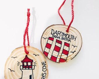 Halifax, Dartmouth local ornaments
