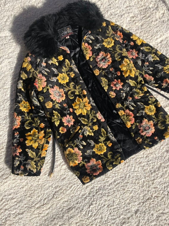 60's Tapestry Jacket