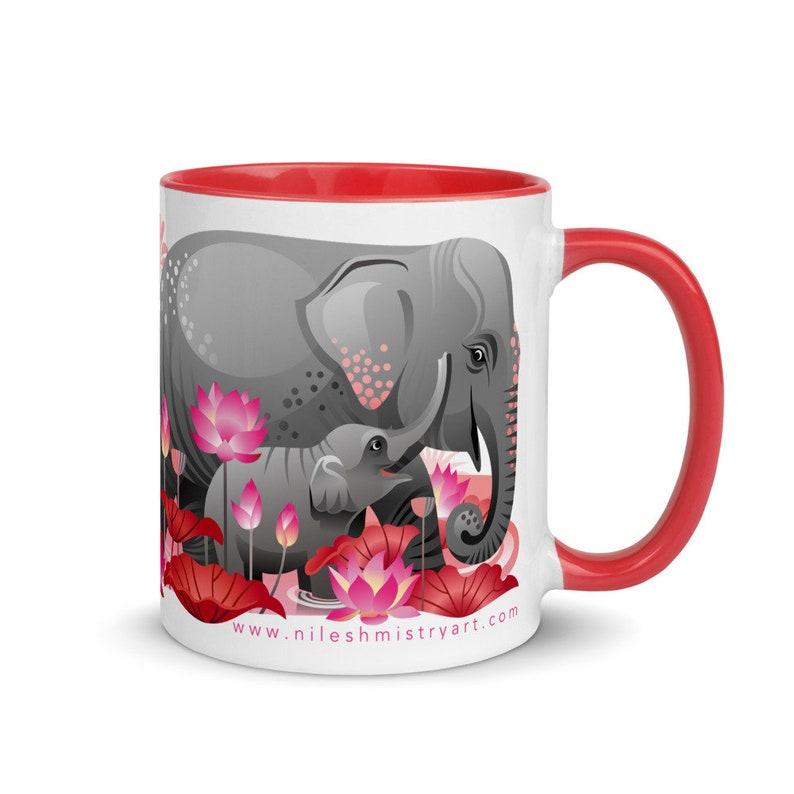 Mistry Mugs  Elephants image 0