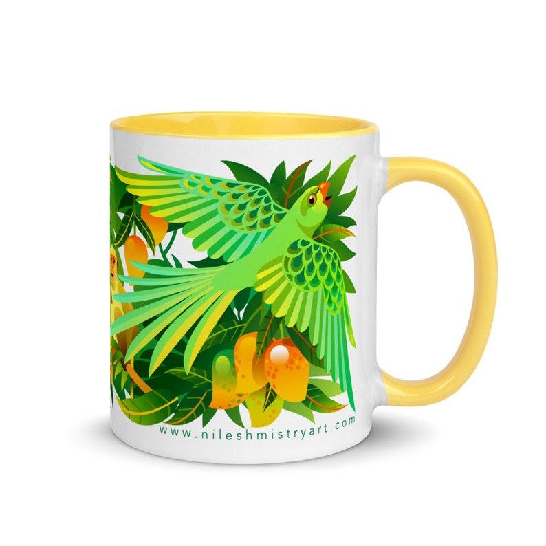 Mistry Mugs  Parrots image 0