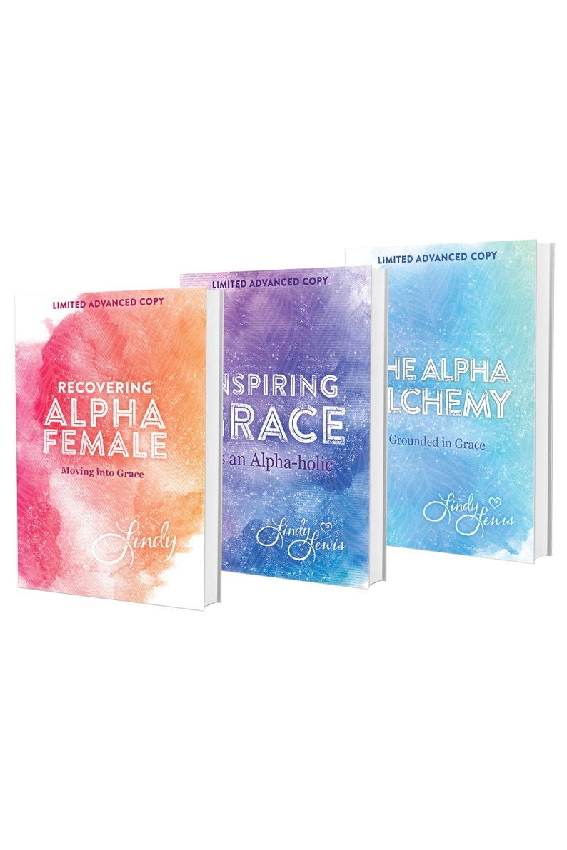 3 Book Set  Join Lindy Lewis on a Journey to Discover Your image 0