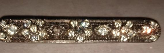 Antique 1920's hair clip