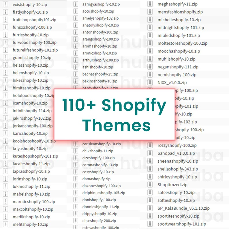 Premium 110+ Shopify Themes Shopify Theme Multipurpose Shopify Themes E-commerce Website Design Shopify Template Shopify Website Design