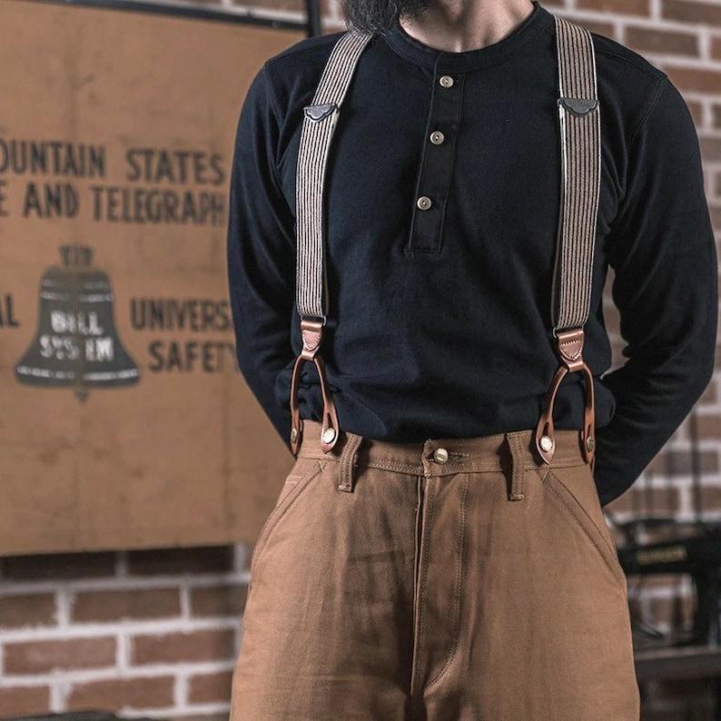 1920s Men's Shirts and Collars History MAYAvintageclothing / Bronson  AT vintagedancer.com