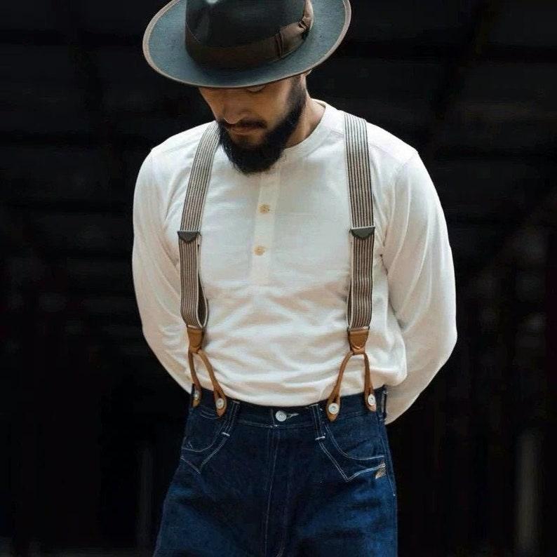 1920s Men's Outfit Inspiration – Costume Ideas Roaring Twenties MAYAvintageclothing / Bronson  AT vintagedancer.com