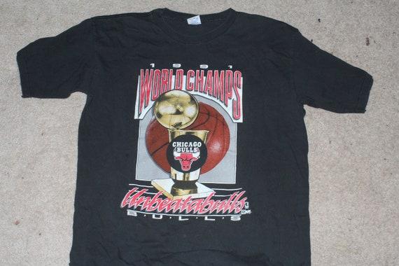 1991 Bulls World Champion XL