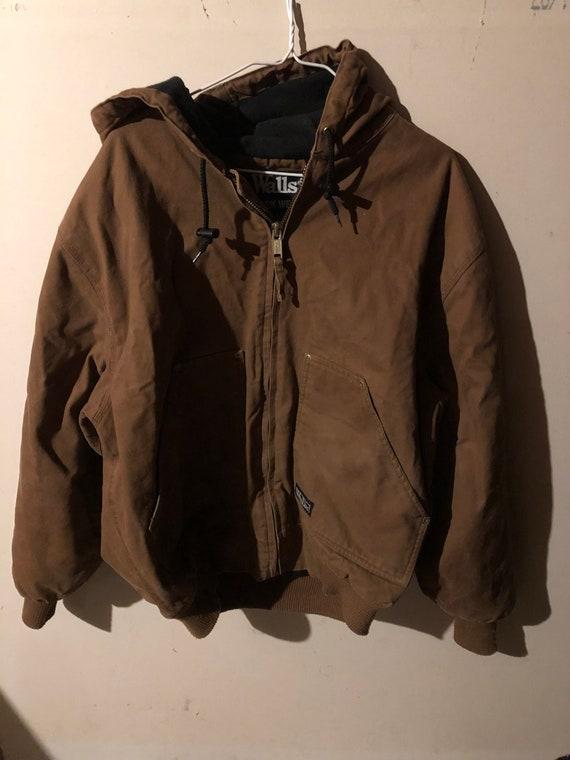 Walls work jacket great wear 1990s