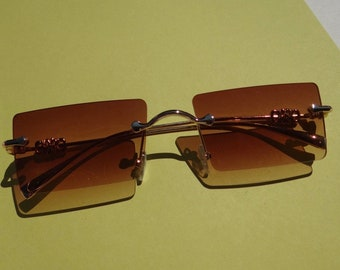 Willow Glass Sunnies - Brown Sunglasses - Loft the Label