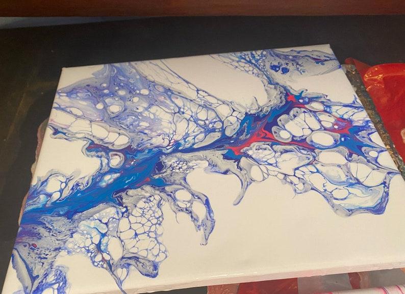 Water splash image 0