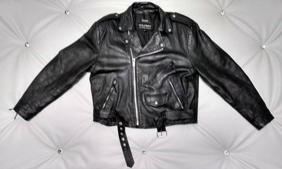 Wilsons Motercycle Jacket