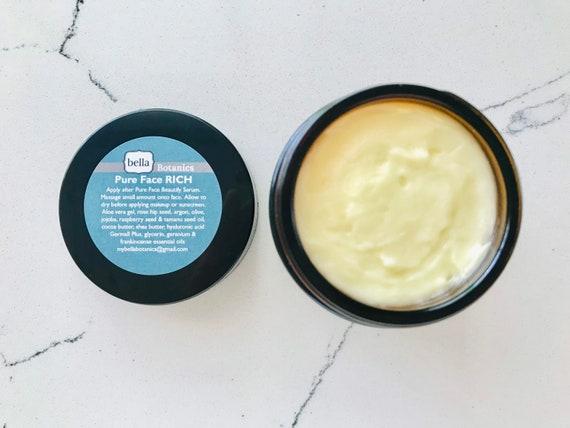 Pure Face Cream RICH 2oz