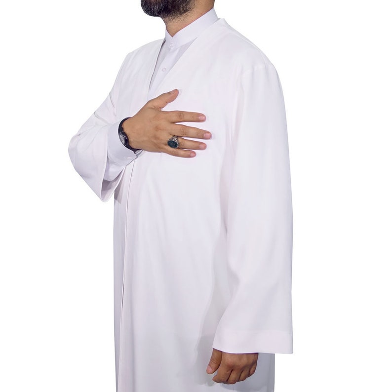 Islamic Mens Jubbah Buhara Cubbe C011 Prayer Robe