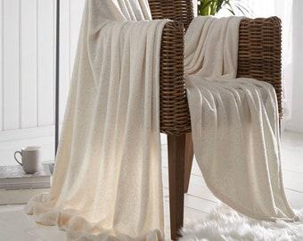 Sparkle Shimmer Throws , Blanket