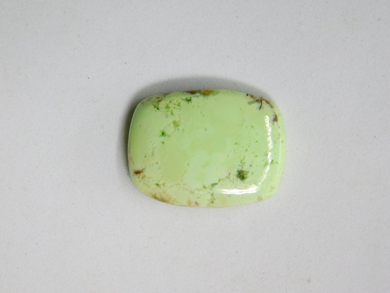 High Quality Lemon Chrysoprase Loose for jewelry 28 Cts Beautiful! 100/% Natural Lemon Chrysoprase Cabochon Stone Healing Crystals F-1151