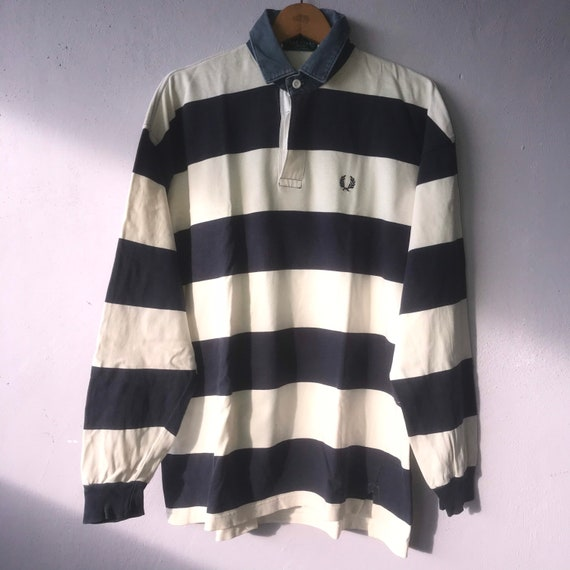 Vintage Fred Perry Rugby Shirt