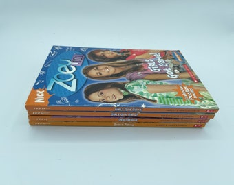 Zoey 101 Books - SELECT ONE or MORE