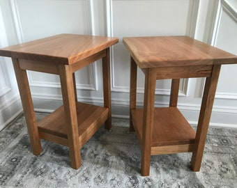 End Tables / Side tables Cherry