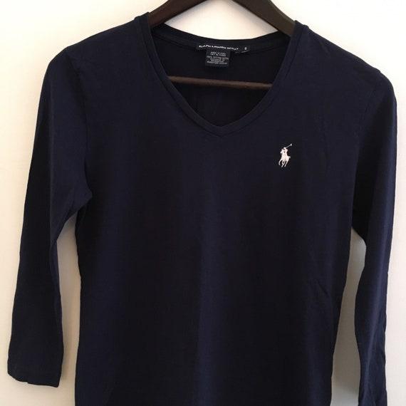 Long Sleeve Sports Shirt Ralph Lauren Sport Women