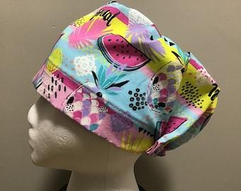 Surgical cap, surgical cap, scrub hat, scrub hat,