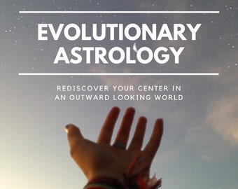 Evolutionary Astrology 60-minute Natal Chart Phone Reading