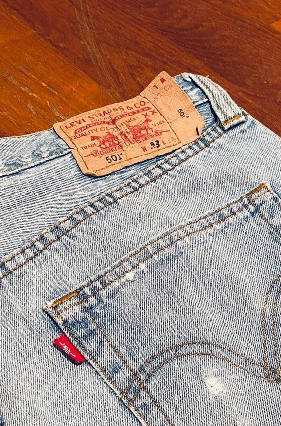Levi's Vintage 501