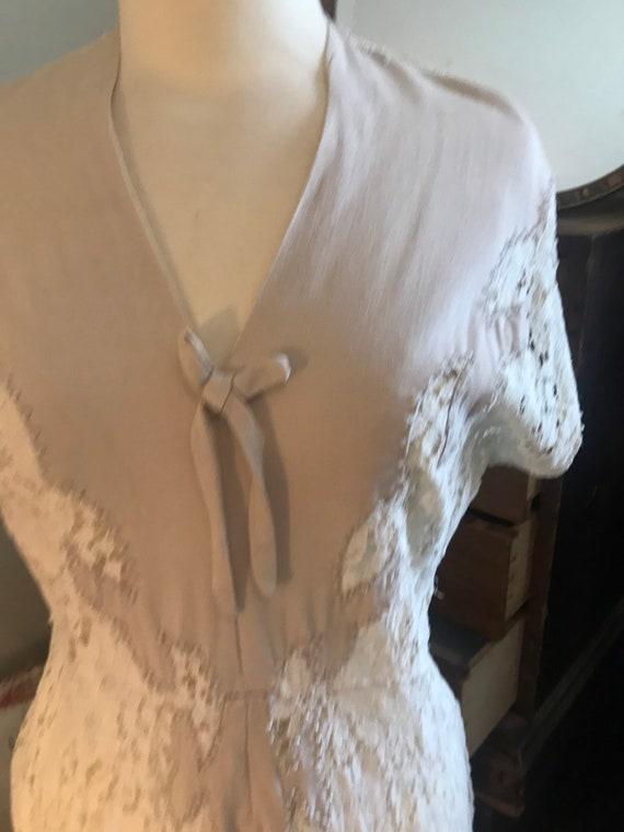 1930's vintage dress - image 5