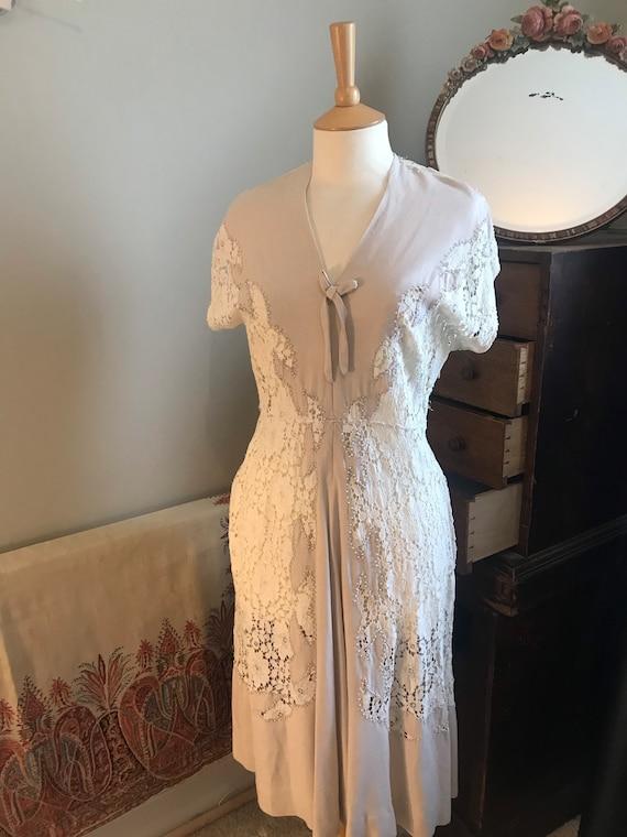 1930's vintage dress
