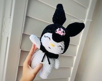 PDF Pattern - Amikuromi Doll Toy