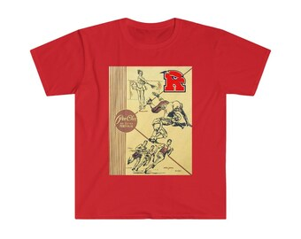 Redondo Union High School Redondo Beach - Unisex Softstyle T-Shirt